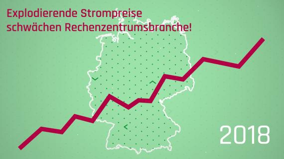 """Datacenter im """"Entwicklungsland"""" Deutschland"""