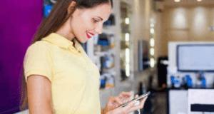 Mit Lift-n-Learn von IAdea Deutschland alle wichtigen Parameter eines Handys auf einen Blick.