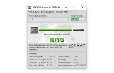Lancom-VPN-Client