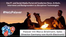 Palaver mit Kurth Electronic zur All-IP-Umstellung aus Messtechnik-Sicht