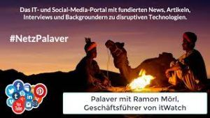 Palaver mit itWatch zur IT-Security