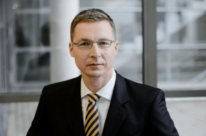 Dr. Dierk Schindler, Head of EMEA Legal & Global Legal Shared Services bei NetApp. (Quelle: NetApp)
