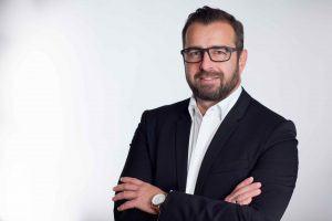 Egon Kando, Regional Sales Director Central & Eastern Europe bei Exabeam