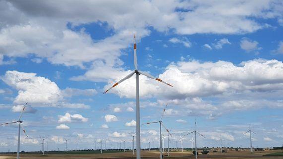 Emissionsarmes Rechenzentrum in der Windturbine