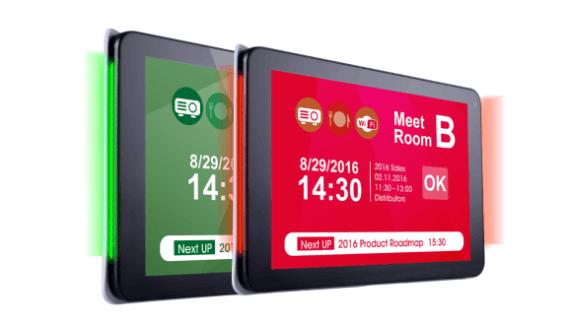 IAdea-Signboard für Samsungs Digital-Signage-Software MagicInfo
