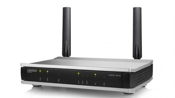 VPN-Router mit Highspeed-LTE und SD-WAN-Unterstützung