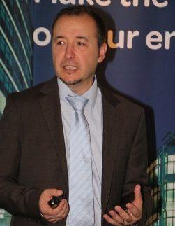 Michel Arres, Vice President Schneider Electric IT Business Deutschland