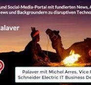Palaver mit Schneider Electric zu Trends im Datacenter