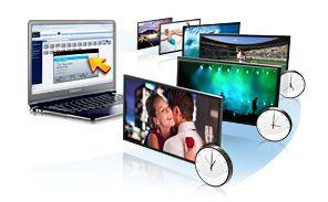 Das XDS-2288 lässt sich nun ebenfalls wie alle Samsung-Media-Player und Signboards mit MagicInfo steuern und überwachen. (Quelle: Samsung)
