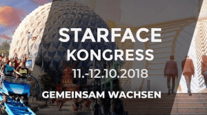 Starface-Kongress, 11. und 12. Oktober, Europapark