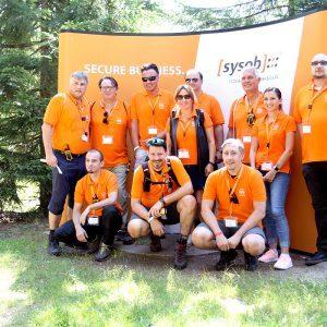 Teamwork: Starkes Team, starke Partner, starke Veranstaltung.