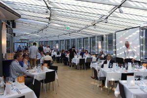 Der Ausklang der Veranstaltung fand in der Spielbank Bad Kötzting statt.
