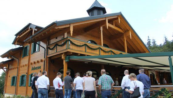 Impressionen der dritten Sysob-Hausmesse