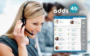 Konsole für Assistenten und Vieltelefonierer