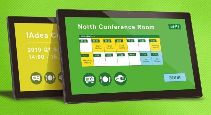 Der große Digital-Signage-Konferenzraumprofi im 21,5-Zoll-Format