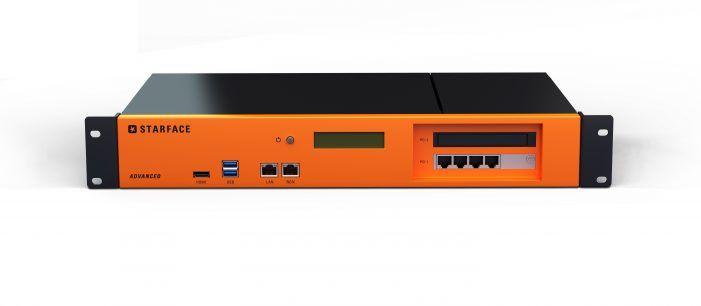 UCC-Appliance von Starface mit Leistungsplus und geringerem Stromverbrauch
