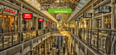 Christiansen-Unternehmensgruppe-Digital-Signage-IP-Broadcaster-Szenario-Kaufhaus