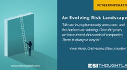 Die digitale Transformation erhöht zwangsläufig das Risiko erfolgreicher Cyberangriffe