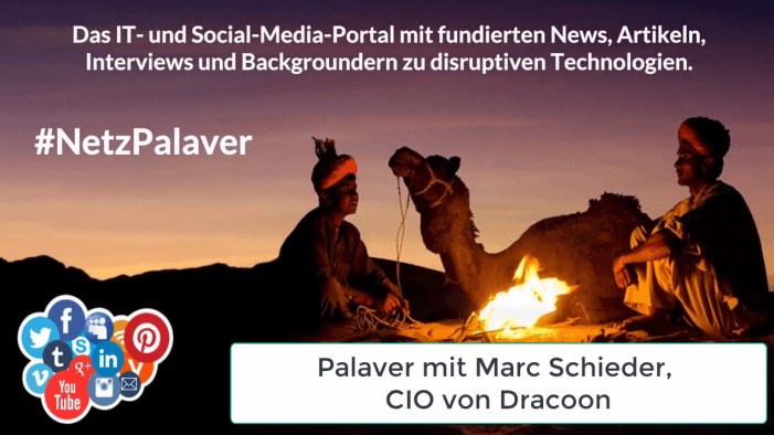 Palaver mit Dracoon zur universellen Dateiaustauschplattform