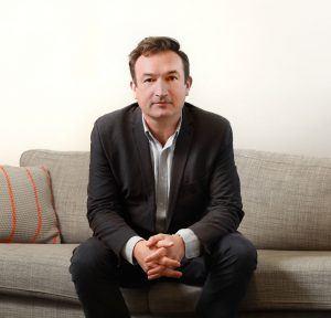 Rupert Spiegelberg, CEO bei IDnow