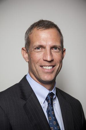 Kevin Brown, Senior Vice President of Innovation and Chief Technology Officer bei Schneider Electric