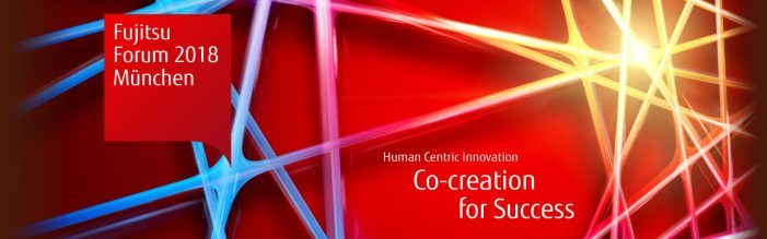 "Fujitsu Forum startet unter dem Motto ""Co-creation for Success"""