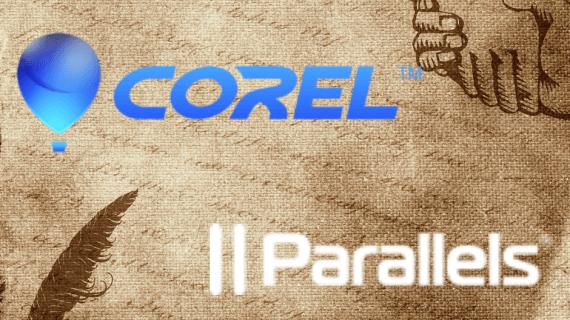 Corel schluckt Parallels