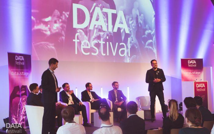 Data Festival vom 19. bis 21. März 2019 in München