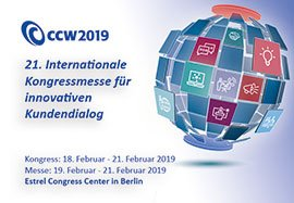Innovative Contact-Center-Lösungen von Starface zur CCW 2019