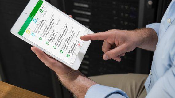 Cloudbasierte Monitoring-Lösung und kostenloser DCIM-App