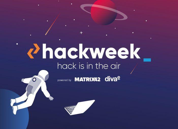 Impressionsvideo von der HackWeek 2019
