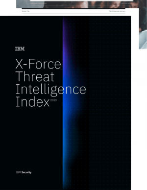 X-Force-Threat-Intelligence-Index 2019 von IBM Security