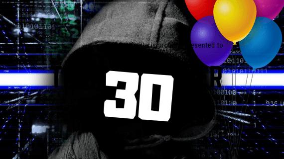 30 Jahre Erpressungssoftware