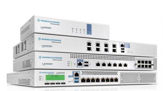 Lancom präsentiert komplette Firewall-Familie