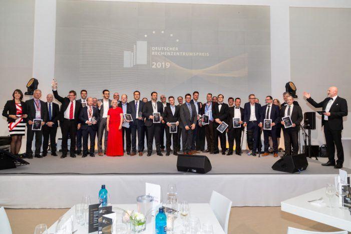 Die Gewinner 2019 des deutschen Rechenzentrumspreises