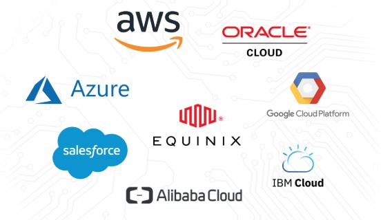 ECX-Fabric verbindet Unternehmen mit Clouds, Netzwerken und Services über fünf Kontinente hinweg