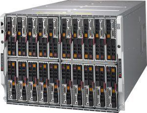 Ressourcen-schonende Server und Speichersysteme