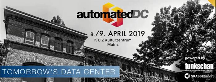 AutomatedDC am 8. und 9. April in Mainz