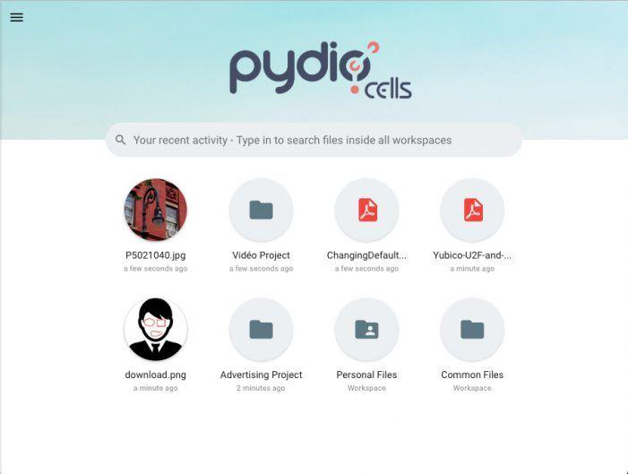 Pydio macht mehr Performance beim File-Sharing