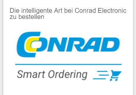 Conrad Connect ermöglicht Smart Ordering