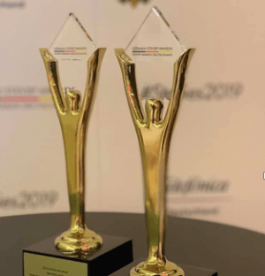 Dracoon gewinnt bei den Stevie-Awards zweimal Gold