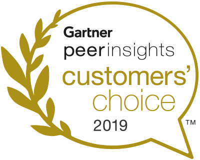 "Paessler erhält ""Gartner Peer Insights Customers' Choice Badge"""