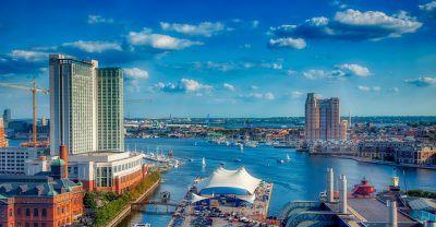 Baltimore patzte beim Patchen