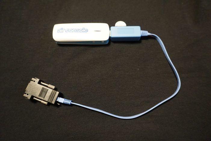 Alternativer Zugriff auf Netzwerkkomponenten und Konsolen