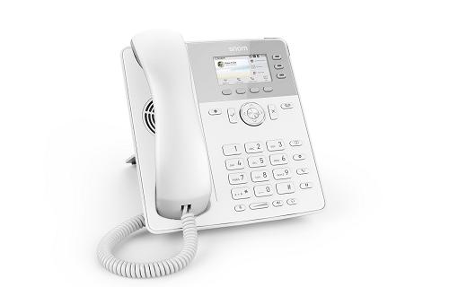 IP-Telefon mit Farbdisplay und Lichtsensor