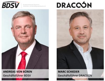 Dracoon wird als erstes Softwareunternehmen ordentliches Mitglied im BDSV