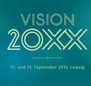 Vision 20XX am 12. und 13. September in Leipzig