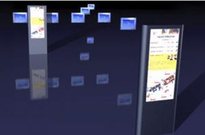 Digital-Signage-Software speziell für Raumbuchungs- und Wegeleitsysteme