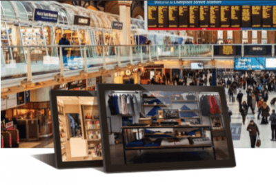 Robuste Digital-Signage-Kombination aus Profidisplay und Media-Player
