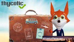 Tierische Tipps für Reisen ohne Cyberstress – Tipp 1